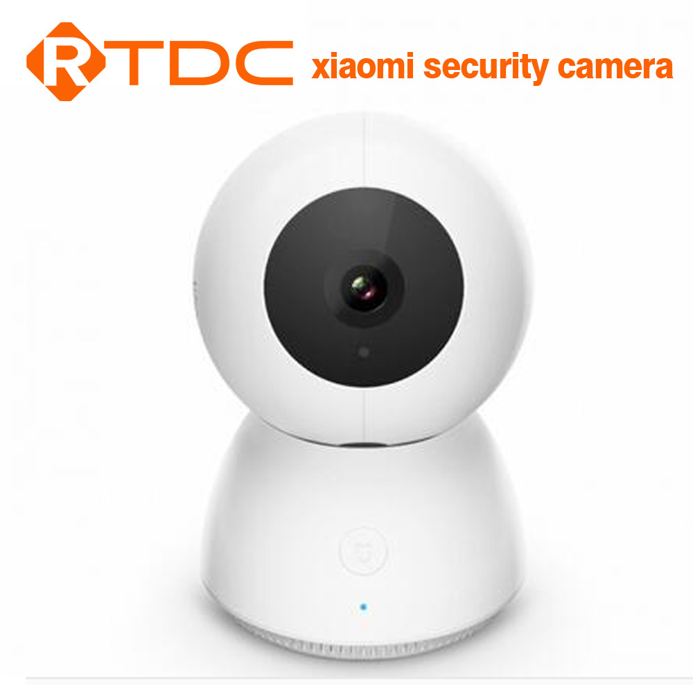 Original Xiaomi Mijia Night Vision Security Camera 1080P 360 Watch and Talking Wireless Smart IP Camera Home