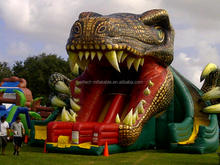 giant scary animal inflatable yard slide commercial inflatable dry slide for sale inflatable bouncer slide