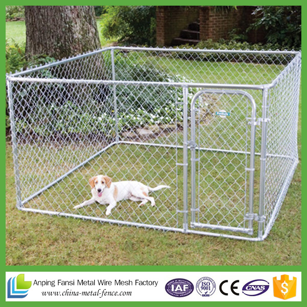 Galvanized Steel Dog Cage Stainless Steel