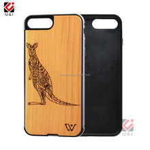Phone accesories,hard wooden cell phone cases for iphone 8 ,hot 2018 custom design cell phone case