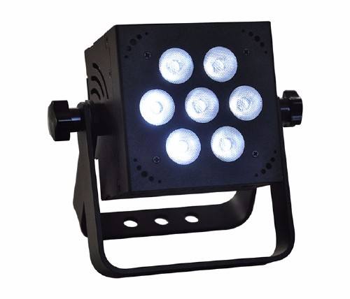 indoor led par light LED Flat Par-Q807-7x8 RGBW 4-IN-1