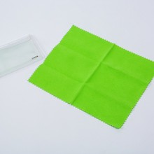 Laptop Tablet Microfiber Screen Cleaning Cloth with polyamide