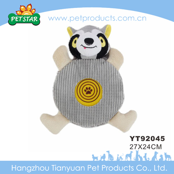 Soft and Durable Pet Plush Toys