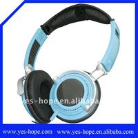 Popular and comfortable headband style walkie talkie wired headset