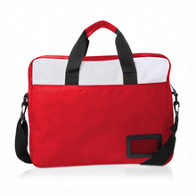 Wholesale fancy modern conference shoulder bag with clear card holder cheap messenger bags china