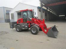Winter Snow cleaning wheel loader 1.5 ton 1.6 ton ZL15 ZL16