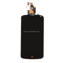Original spare parts for mobile phones for LG Nexus4 E960 lcd display for LG Nexus4 E960 lcd screen