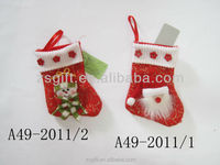 wholesale christmas ornament christmas decoration handicrafts snowman doll handicrafts
