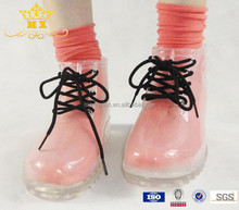 kids rain shoes, rainboots, pvc transparent rain boots for kids
