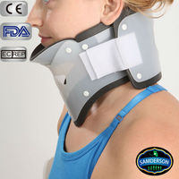 Excellent transitional medical cervical neck collars