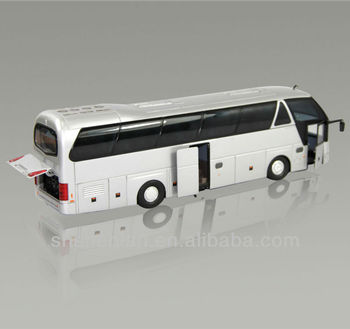 Tourist bus miniature for sale, 1 43 metal bus toy, high simulation model supplier, bus miniature business gift