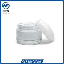 Private label natural white glycolic acid face cream