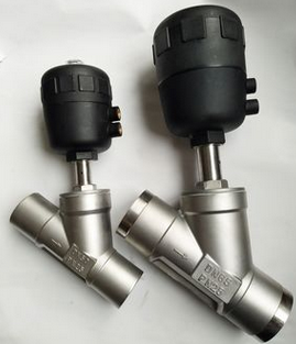 JZF Series Quick Opening Angle Seat Electric Valve For Normally Pressure