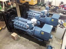 Match pair of Dorman generators with CB's and Sync panel