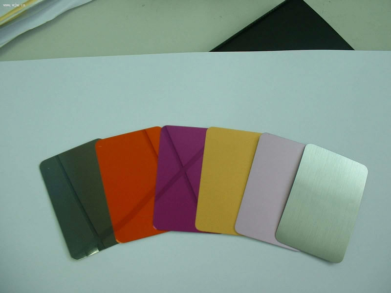 Roofs Facade Cladding PVDF Coated Aluminum Sheet, Aluminum composite panel