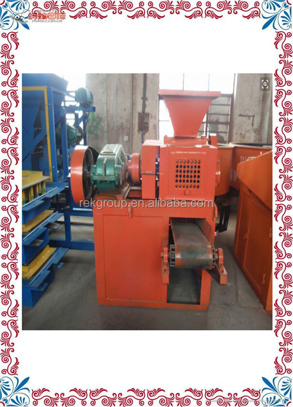 Unusual Honeycomb coal briquette Machine/coal briket machine /coal press to make coal briquette for sale with CE approved