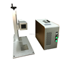 DRK10W 20W 30W MINI fiber laser marking machine for logo printing on metal material