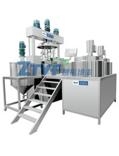 Mayonnaise processes equpiment Vacuum Paste Machine