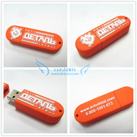 Custom promotion gifts 1gb bulk package cartoon usb