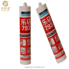 Neutral Weather resistant adhesive/sealant for doors and windows Withstand ultraviolet ozone rain hail erosion