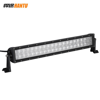 military vehicles 4d off road led light bar