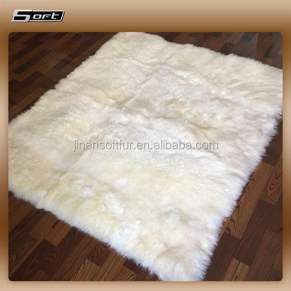 home textile lambskin wool chinese aubusson rugs