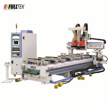 PA3713 Door CNC Making Machine For Solid Wood Woodworking