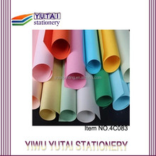 Alibaba China Colored Art Paper