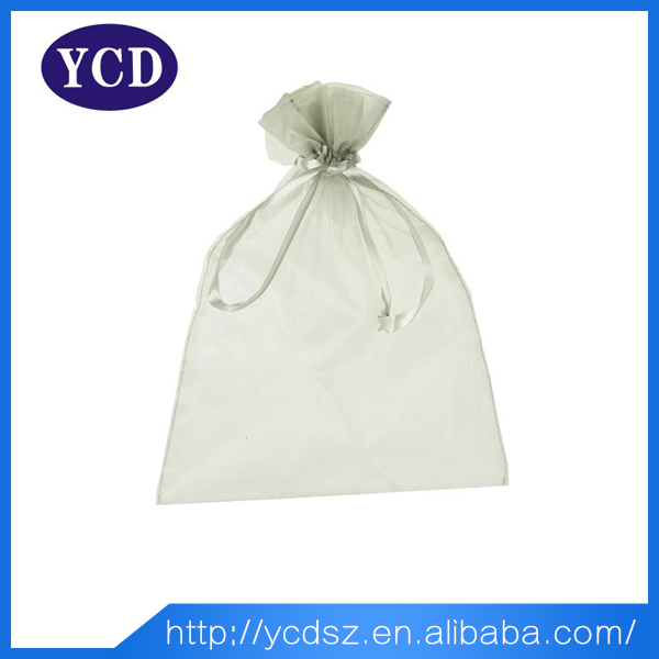 2015 Wedding Favor small organza drawstring pouch bag
