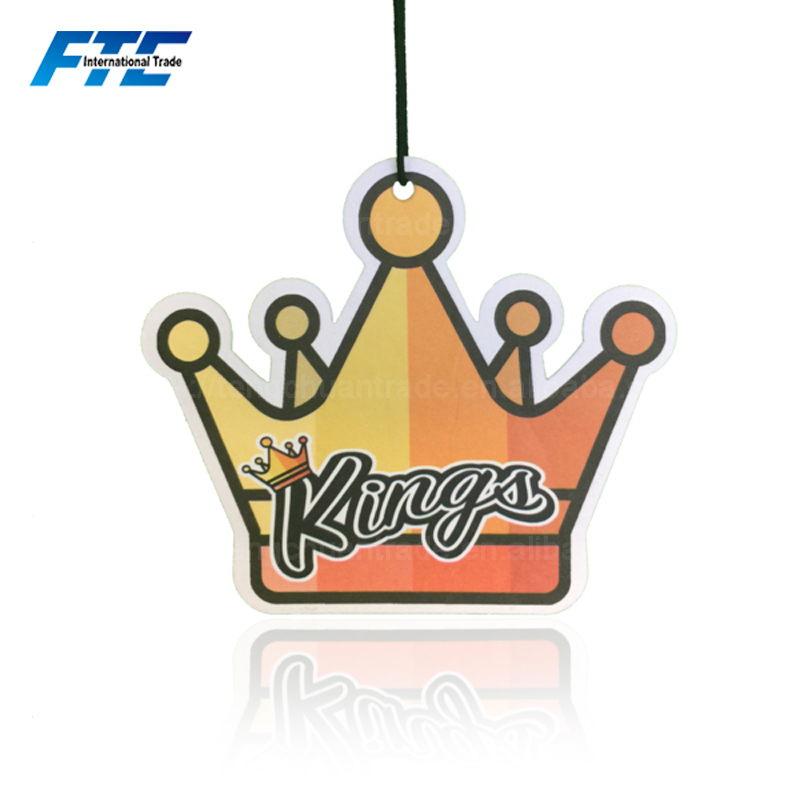 Crown Car Air Freshener