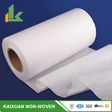 hygiene appliance white parrallet plain spunlace nonwoven fabric, lint free wet wipe material, disposable medical cleaning cloth