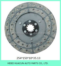 Heavy truck clutch pressure plate,clutch cover 430MM for ISUZU51K truck