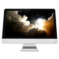 Brand screen 21.5 inch computer monitor all in one barebone pc