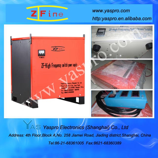 18V Industry Electroplating Electrolysis Electropolishing Electrowinning Power Supply