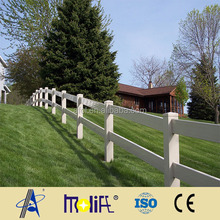 Zhejiang AFOL 100% Virgin Profile PVC Fence Cheap Yard Fencing