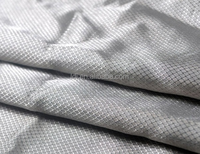 100% silver fiber RFID protective fabric for bags lining