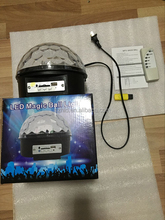 Professional disco party stage bluetooth speaker with ball light bluetooth speakers with remote