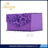 European Printed Cardboard Paper Gift Box with Sleeves