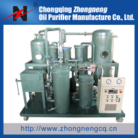 Chongqing Zhongneng Series TYA Lube oil purifier,oil refinery/Lubricating oil regeneration plant,Industrial lube oil purifier