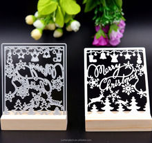 Metal Die Cutting Scrapbook For Christmas Printing Decoration Cutting Dies For Paper Cardmaking