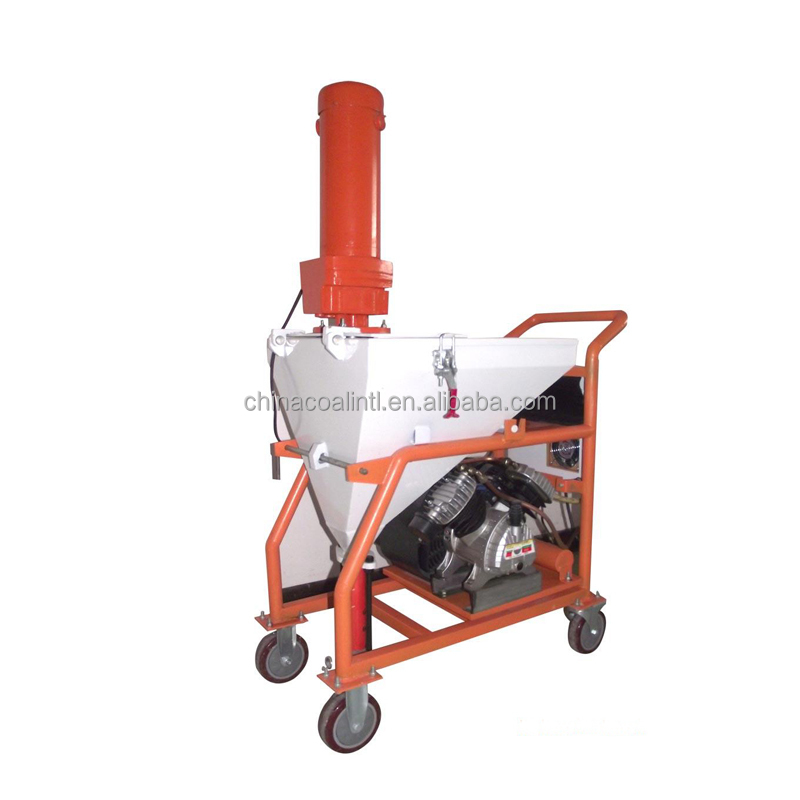 putty mortar wall spray plastering machine construction machinery