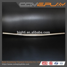 China manufacturer Ti Handle bar for 700C bikes