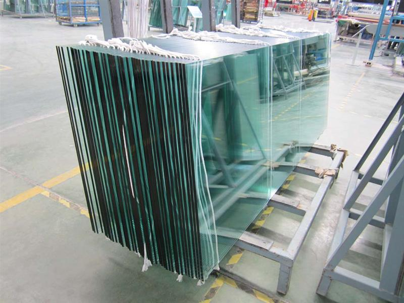 factory price sound control laminated glass