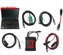 T420 Laptop full set Truck Diagnosis CANUSB AGCO DIAGNOSTIC Tool for agricultural machinery AGCO Electronic Diagnostic Tool EDT