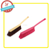 High quality long handle lower price plastic dust cleaning brush for bed