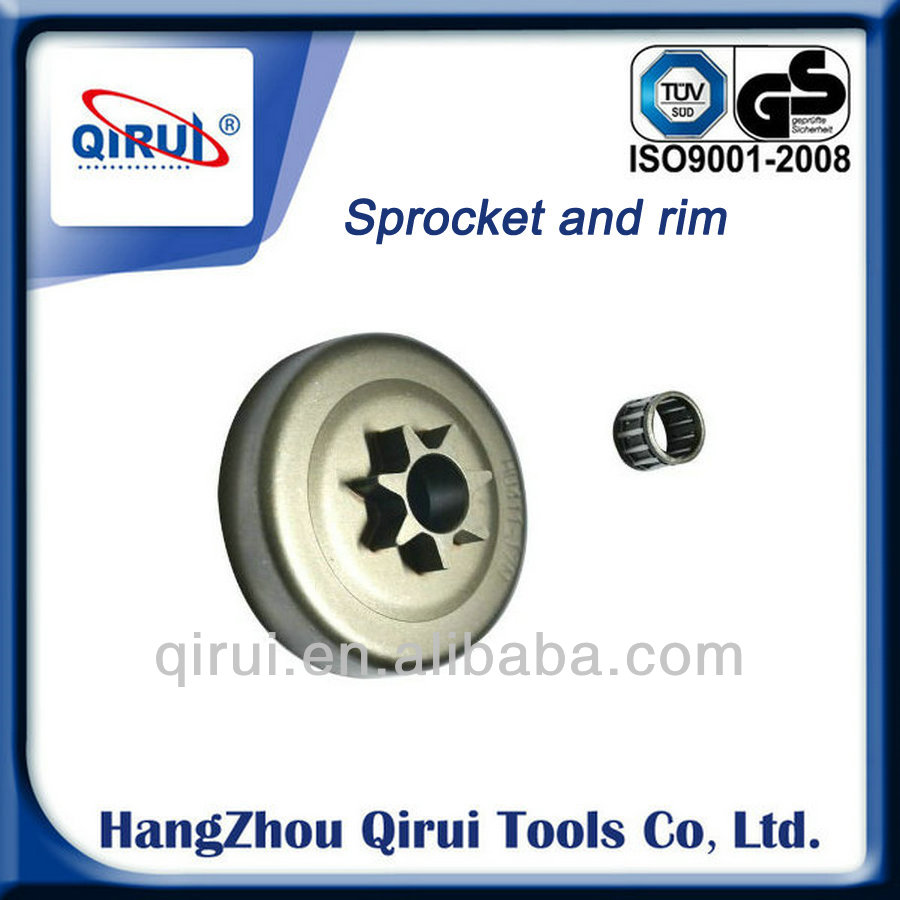 Chainsaw parts sprocket for chain saw