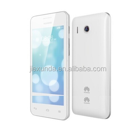 Huawei Ascend Y320 Smart Phone Android2.3.6 MTK6572 1.0 GHz Dual Core 4.0 inch mobile phone