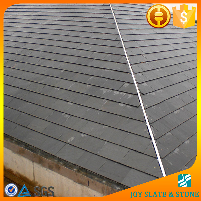 China factory low cost building roof tile charcoal roof for Low cost roofing materials