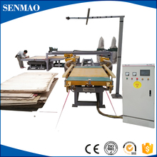 Manual Plywood Edge Trimming Saw/senmao machine