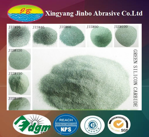 Green Silicon Carbide for silicon carbide electric heating element